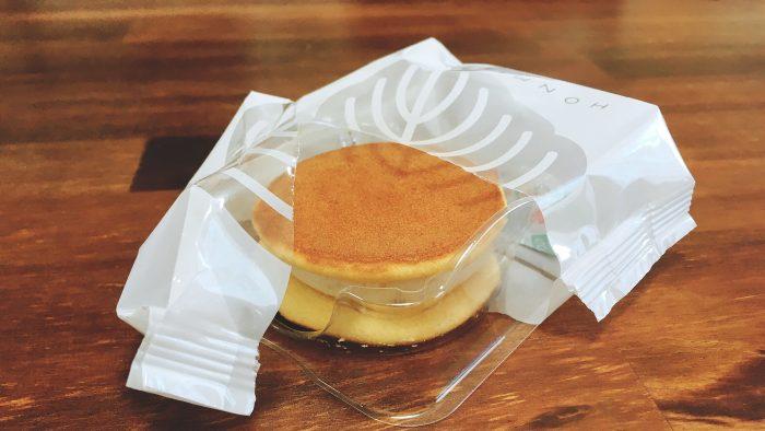 honmido銀座シックスのみたらしパンケーキ