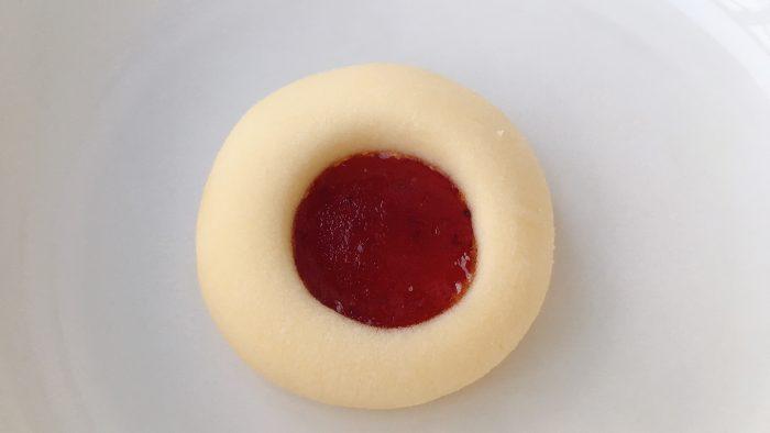 fika(フィーカ)のハッロングロットルクッキーのストロベリー味