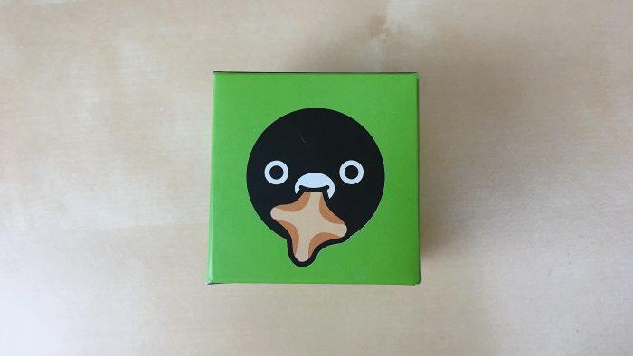 ワッフルケーキのRL(エールエル)グランスタ店の限定スイカペンギンのコロコロワッフルイラスト