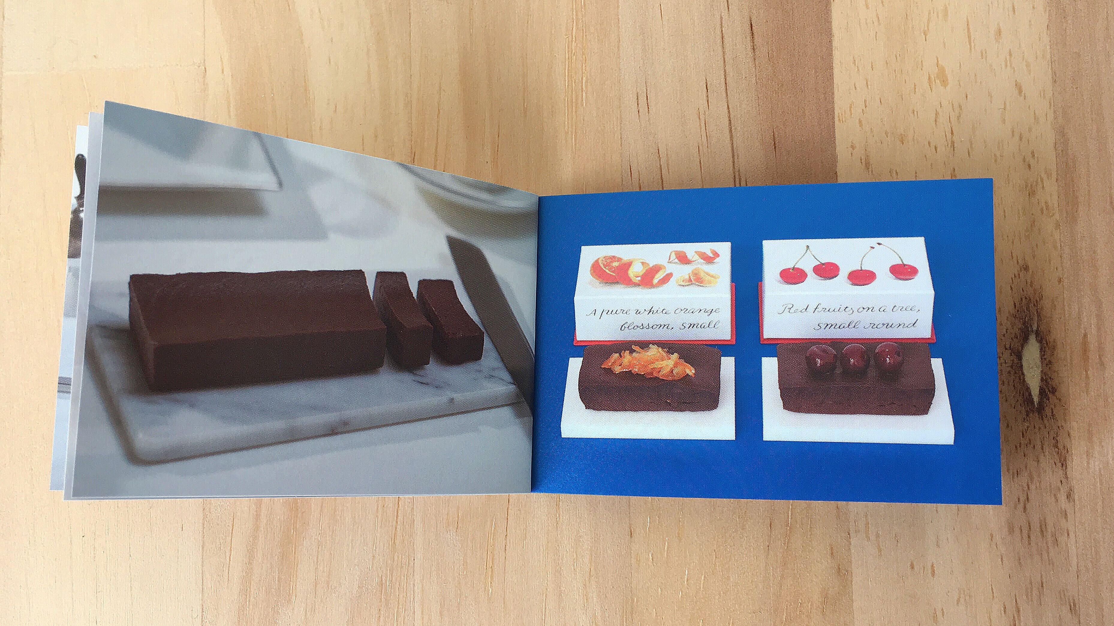 ルルメリーのショコラテリーヌのパッケージ