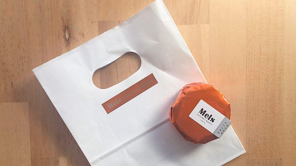 渋谷スクランブルスクエア初出店のキャラメルスイーツ専門店メルズキャラメルワークスシブヤ
